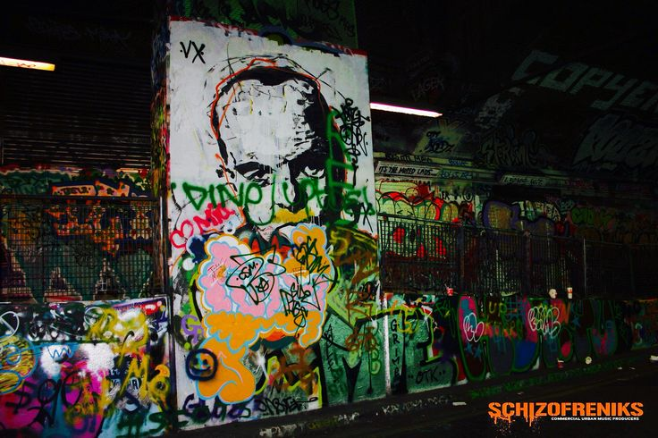 https://flic.kr/p/LPvaZD   Leake Street London SE1 - Graffiti tunnel (credit…