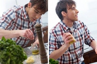Szef kuchni to Ty: sos winegret | Men's Health