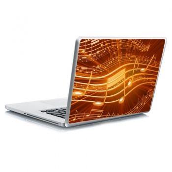 Αυτοκόλλητο laptop music