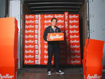 Hollar  the dollar store mobile app worth $200 million  is looking for a new CEO Tech News