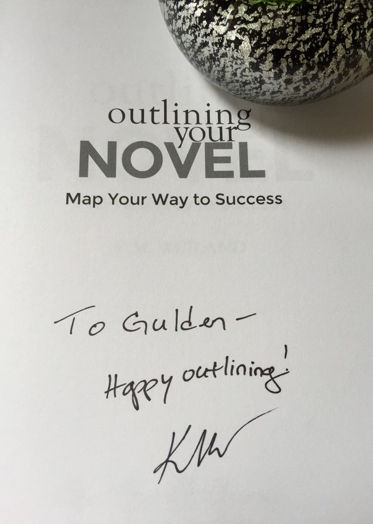 outlining your novel weiland pdf