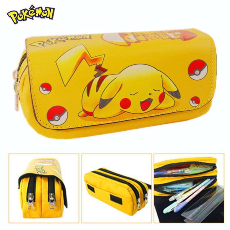 Cartoon Pencil Case Pen Pokemon Dragon Ball Gravity Falls Totoro Zelda Adventure Time Cosmetic Multifunction pencil Bag Zipper #>=#>=#>=#>=#> Click on the pin to check out discount price, color, size, shipping, etc. Save and like it!
