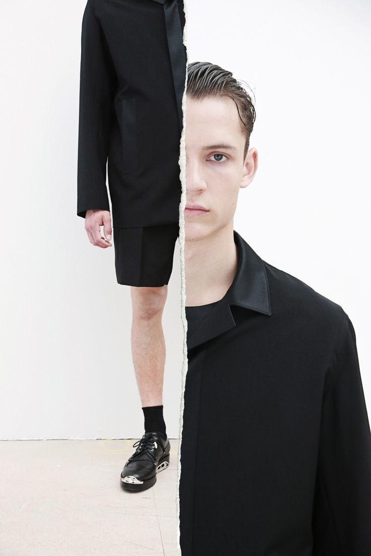 dior homme, kris van assche's man in the mirror | i-D Magazine