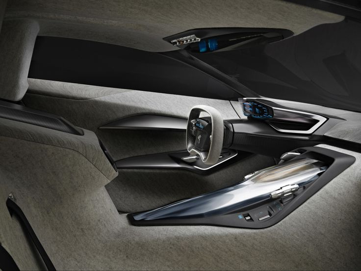 The Club Of Cars Peugeot Onyx Concept 2012
