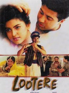 Lootere Hindi Movie Online - Sunny Deol, Juhi Chawla, Naseeruddin Shah, Pooja Bedi, Anupam Kher, Chunky Pandey and Ajit Vachani. Directed by Dharmesh Darshan. Music by Anand-Milind. 1993 [A] ENGLISH SUBTITLE