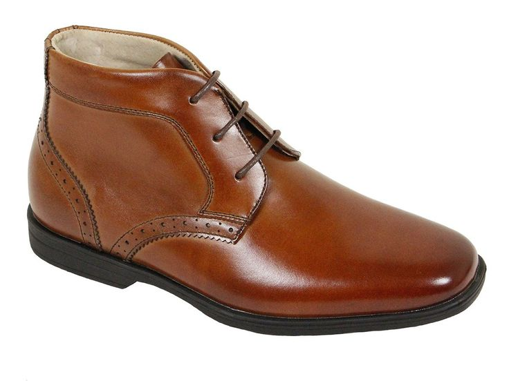 Large Toe Box Dress Shoes