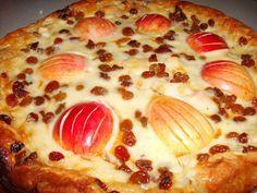 Нежнейший яблочный пирог в духовке, который прямо тает во рту!