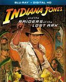 Indiana Jones and the Raiders of the Lost Ark [Blu-ray] [Eng/Fre/Spa] [1981]