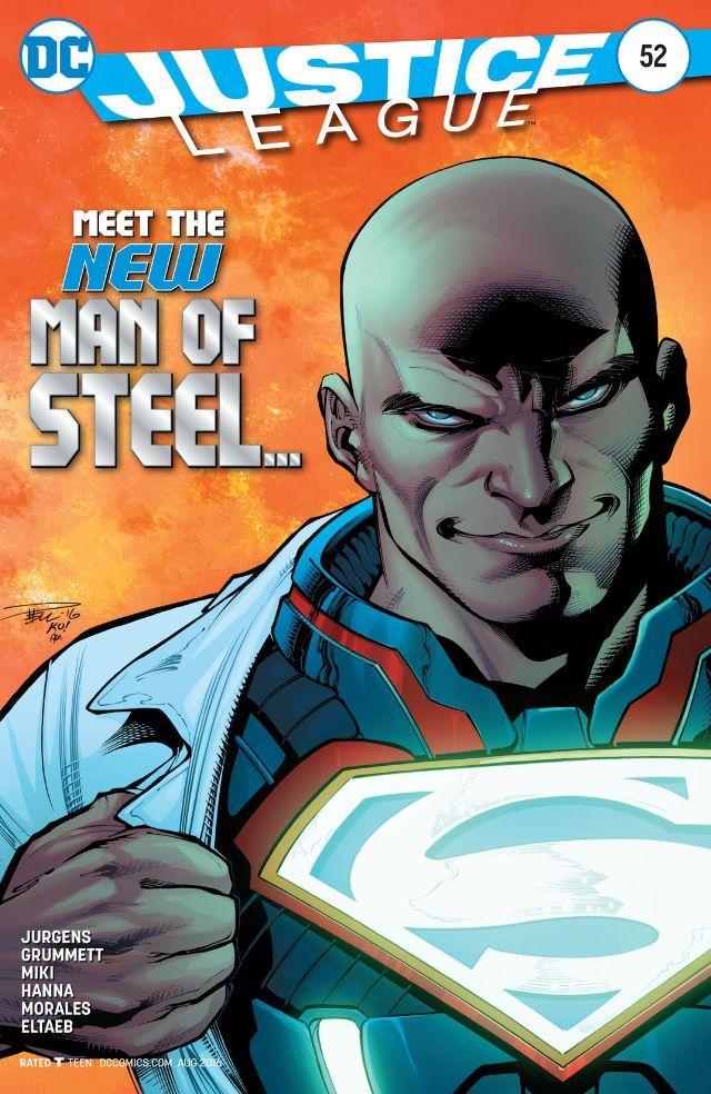 Justice League (2011) #52 #DC @dccomics #JusticeLeague Release Date: 6/22/2016