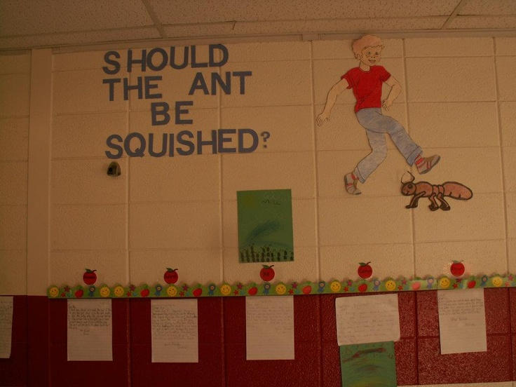 Persuasive Writing Wall Art For The Story Hey Little Ant