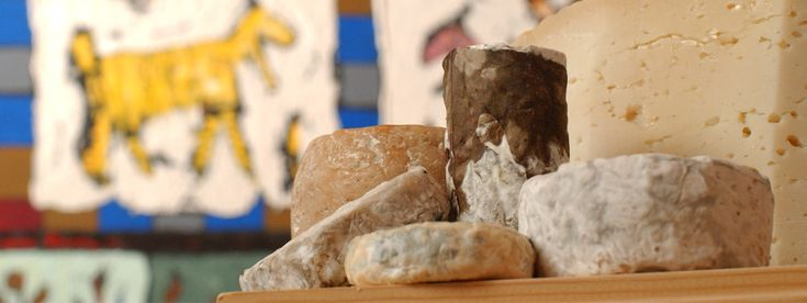 Okanagan Kelowna Carmelis Goat Cheese. Carmelis is a family owned boutique dairy which takes pride in the uncompromising approach to how we make our product
