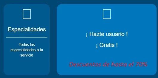 Ahorro sanitario en Mallorca. Mismos servicios médicos a menores precios.