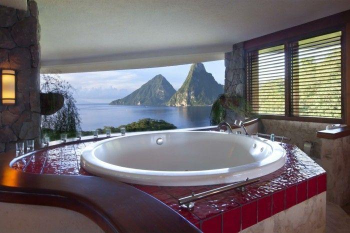 Les 25 meilleures idées de la catégorie Hotel avec jacuzzi ...