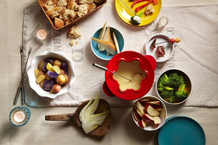 Best Traditional and Creative Dippers for Your Cheese Fondue