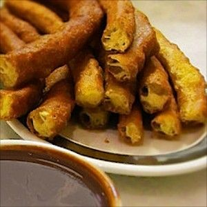 Street Food - Churros in Spain - Food