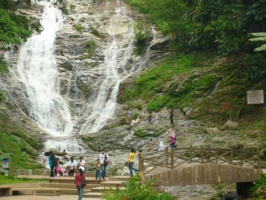 #Waterfall Cameron Highland see more - http://www.joy-travels.com/city/malaysia #cameronhighland