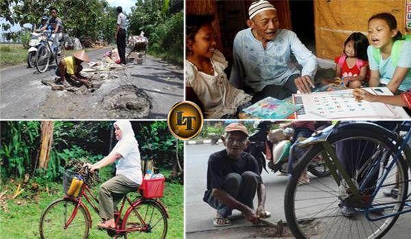 Inilah 4 Orang Melarat Yang Masih Bisa Bantu Sesama Manusia Luar Biasa....