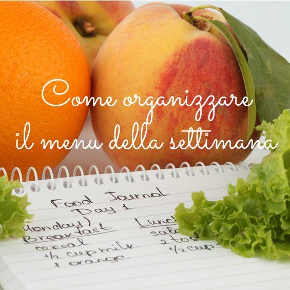 Share Tweet + 1 Mail Organizzare i pasti, preparare un menu, giocare d'anticipo. L'ho sempre fatto, ma ultimamente ho perso il giro dell'organizzazione casa-famiglia-lavoro: ...