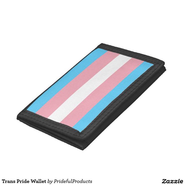 Trans Pride Wallet