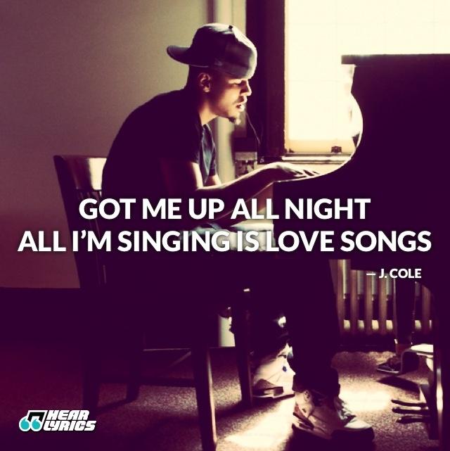 Power Trip- J. Cole feat. Miguel
