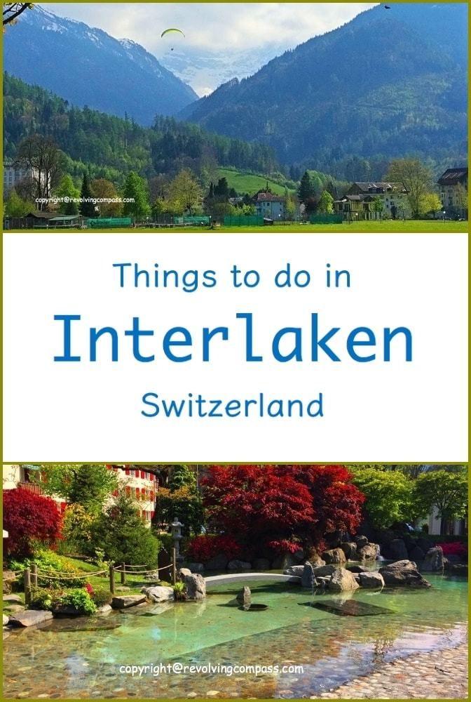 Things to do in Interlaken   Paragliding   Casino Gallery   Lakes   Switzerland   Europe   Lucerne to Interlaken