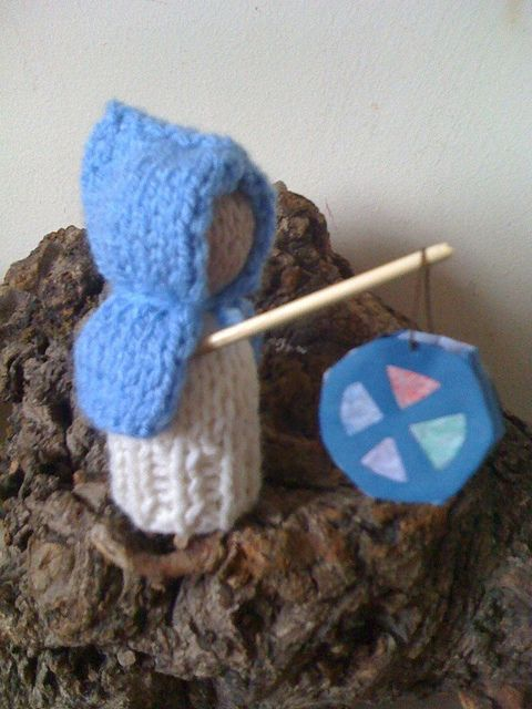 tutorial and pattern ~ Martinmas
