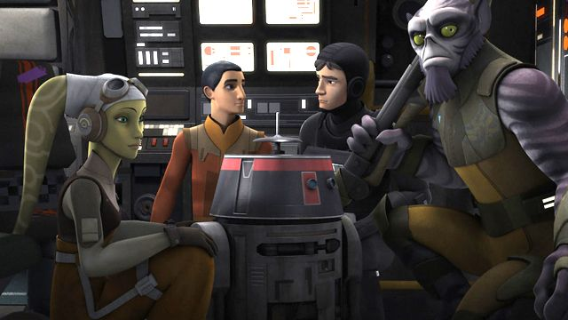 Double Agent Droid: New Star Wars Rebels Clip and Photos