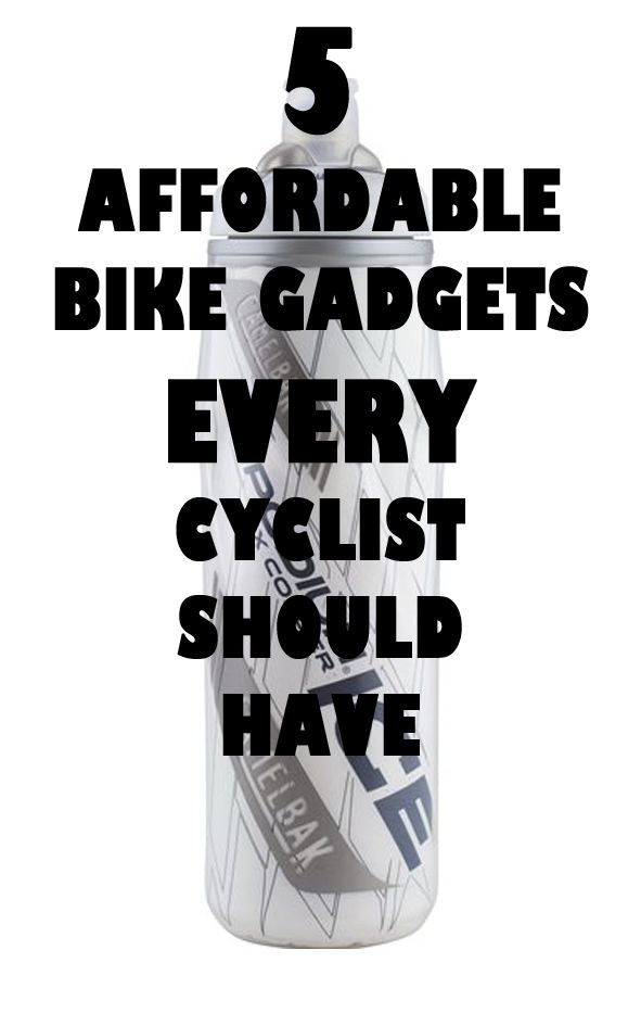5 AFFORDABLE BIKE GADGETS EVERY CYCLIST SHOULD HAVE: http://thecyclingbug.co.uk/bikes-and-kit/top-picks/b/weblog/archive/2015/03/19/5-affordable-bike-gadgets-every-cyclist-should-have.aspx?utm_source=Pinterest&utm_medium=Pinterest%20Post&utm_campaign=ad  Cyclists are forever looking for tricks to make their next ride easier, and although some apps help you cycle at your best, its gadgets that will really take your ride up a notch! #thecyclingbug #cycling #bike #gadgets