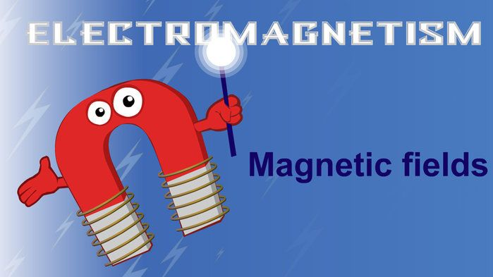 Electromagnetism: magnetic fields - Science (6,7,8)