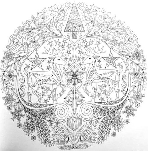 25 Best Ideas About Christmas Colors On Pinterest Detailed Ornament Coloring Pages