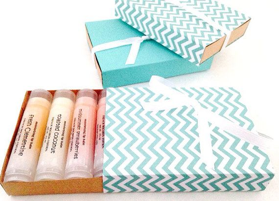 Macaron Lip Balm Gift Set - Choose 6 from 10 Flavors - French Macarons - Creamy Macaron Flavored Lip Balms - 100% Vegan on Etsy, $18.50