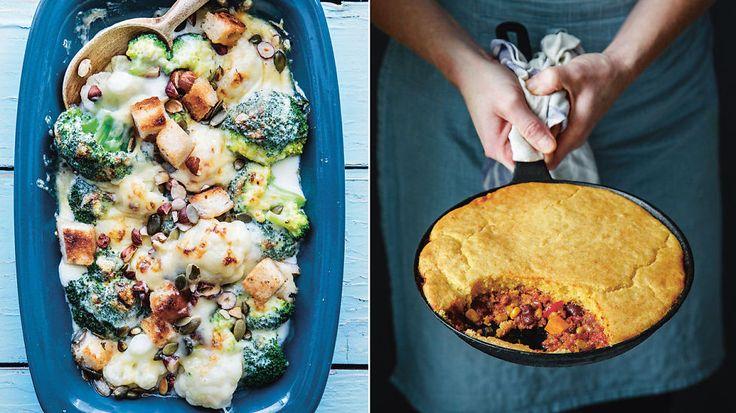 Tipsene for å lage kjøttfrie middager som smaker
