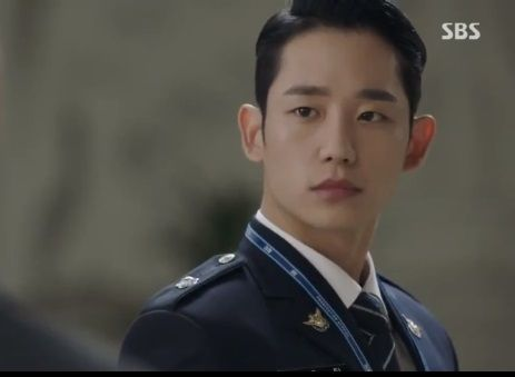 while you were sleeping... ---> Jung Hae In