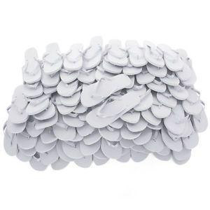 Zohula White Flip Flops - Bulk Buy 10 - 100 pairs From only £1.10 per pair + lot