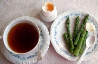 Herkkusuun lautasella-Ruokablogi: Aamiainen 5:2 paastopäivänä