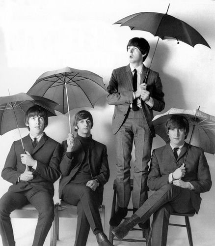 the fab four- this would be a fantastic poster