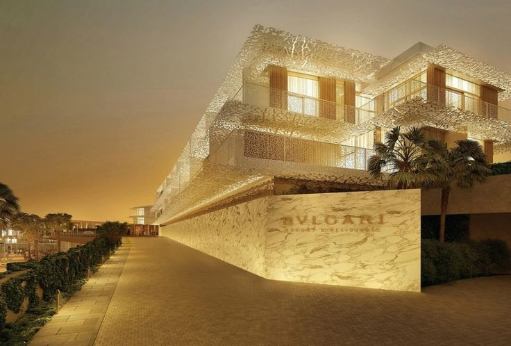 Bulgari Hotels and Resorts Dubai en el 2017