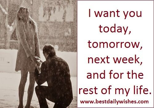 Pin By Bestdailywishes On Propose Wishes In English Pinterest