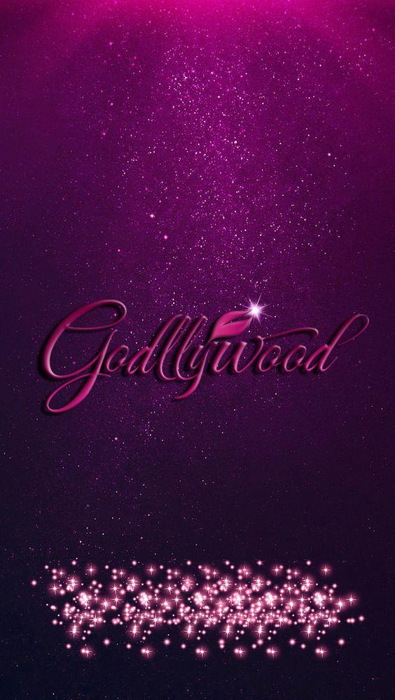 Iphone Wallpaper Lockscreen Godllywood Magenta Sparkles