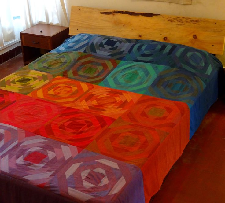 Bedcover Pineapple Patchwork (BCPP)