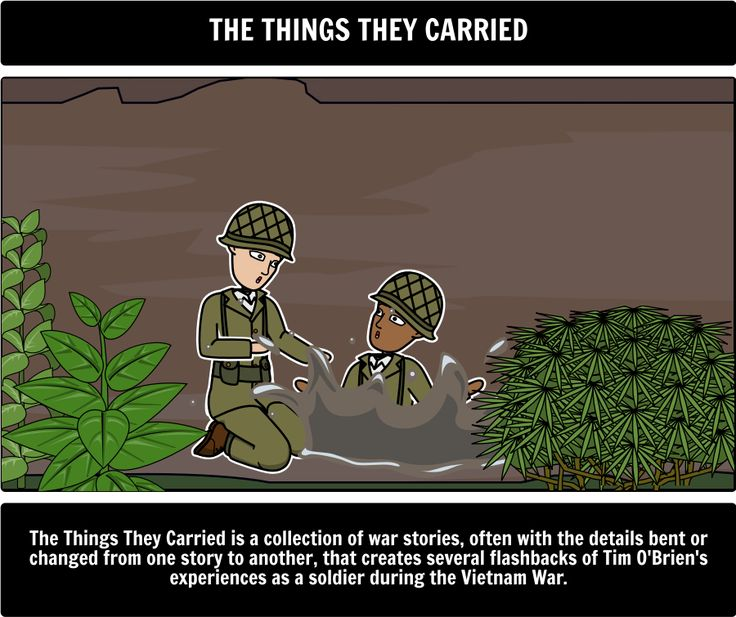 a plot summary of the book the things they carried The things they carried by tim o'brien plot:  in the book the things they carried by tim o'brien there  summary of the things they carried by tim o.