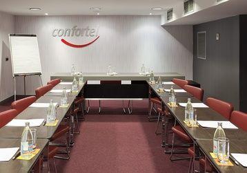 En ILUNION Almirante te ofrecemos las mejores instalaciones adaptadas con última tecnología, para hacer de tus #eventos un rotundo #éxito. http://www.ilunionalmirante.com/