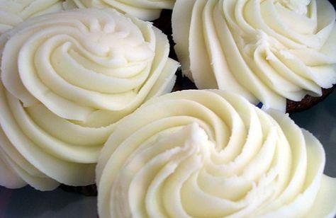 Receita do buttercream de chocolate branco - Bolsa de Mulher