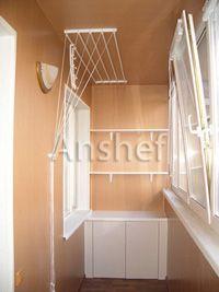 лоджии и балконы отделка и ремонт