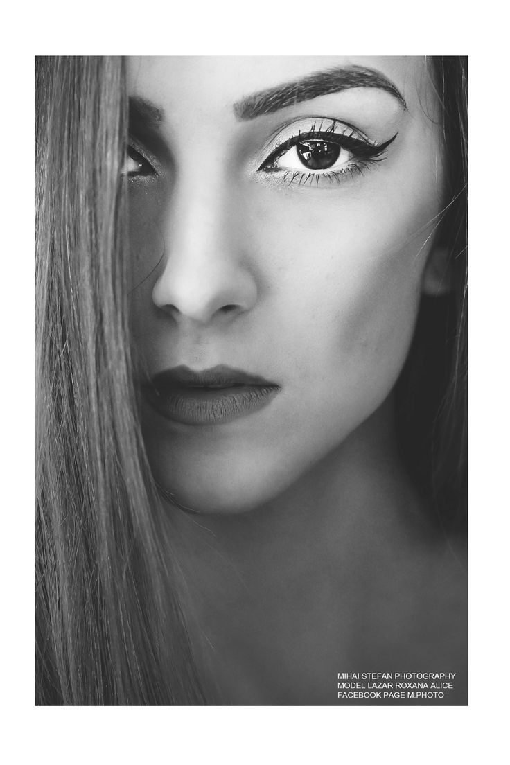 Fashion Portrait - (C) Mihai Stefan Photography - Model : Lazar Roxana Alice