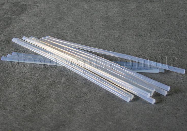 Инструменты, клеевой пистолет, клей, скотч, дыроколы : Клей 7-8 мм (1000 г) для силиконового пистолета