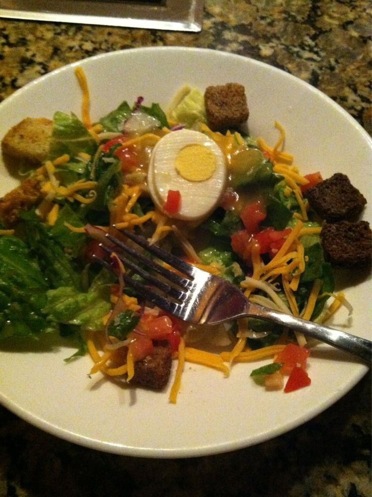 The Melting Pot Restaurant Copycat Recipes: The Melting Pot House Salad