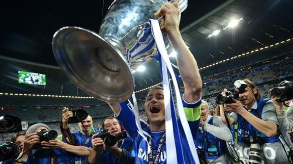 Chelsea are the Kings of Europe !!
