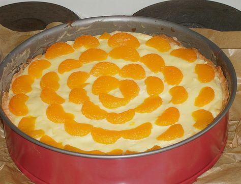 Mandarinen - Schmand - Pudding - Kuchen 17