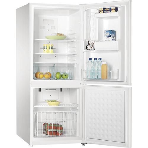 Igloo - 9.2 Cu. Ft. Bottom-Freezer Refrigerator - White - Alternate View 1